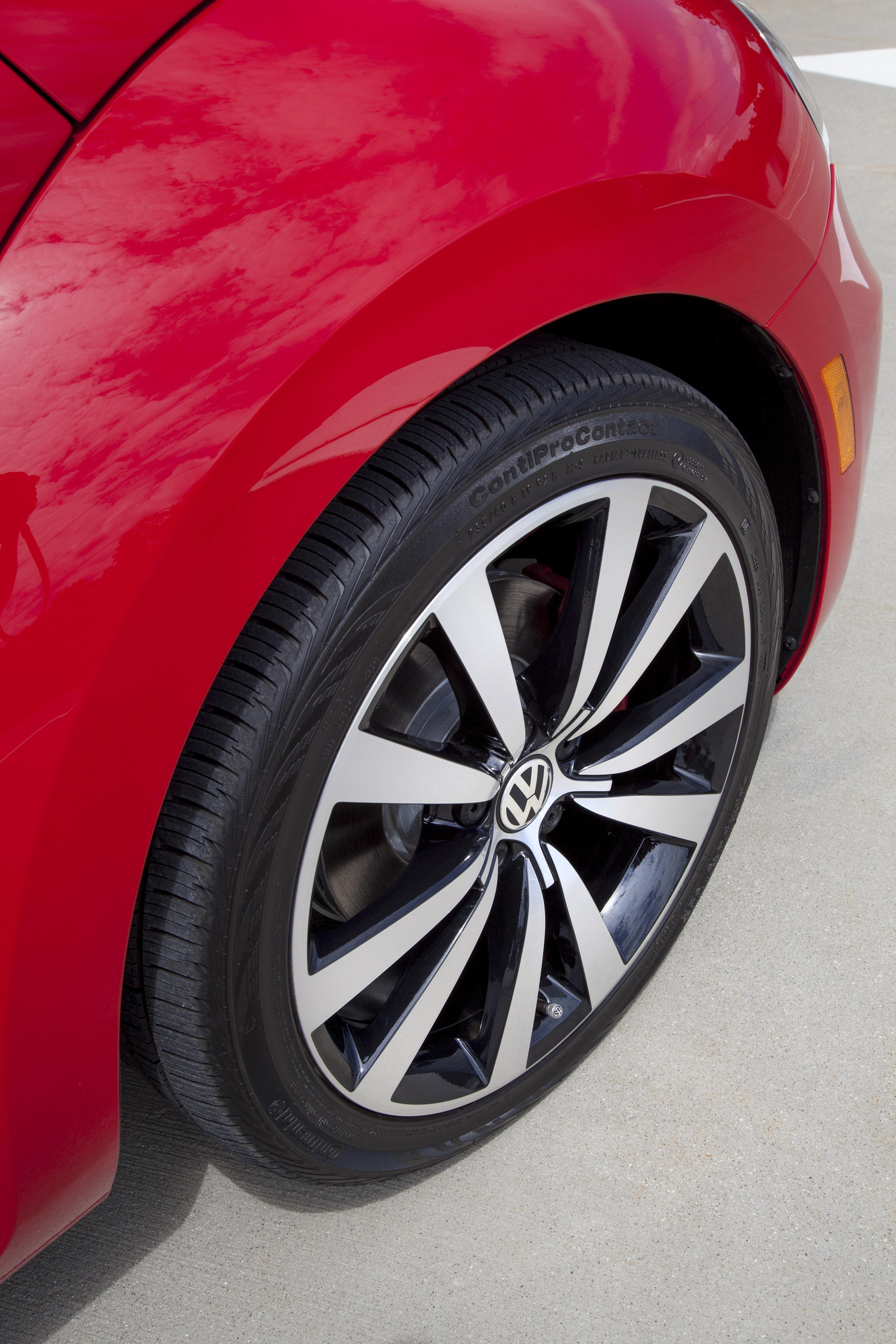 Steve White Vw >> Volkswagen Beetle 19 tornado wheel - c6h - silver w/ black ...